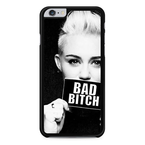 Miley Cyrus Bad Bitch iPhone 6 Plus 6s Plus case