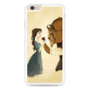Disney Beauty and The Beast Art iPhone 6 Plus / 6s Plus case