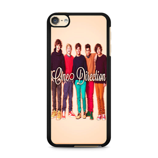 1D One Direction Personnel iPod Touch 6 case