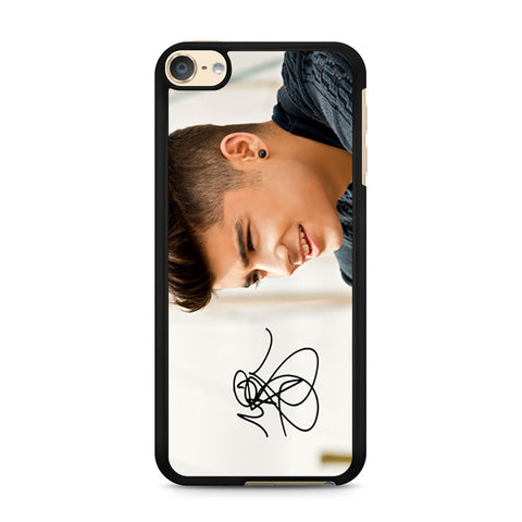 1D Zayn Malik Signature iPod Touch 6 case