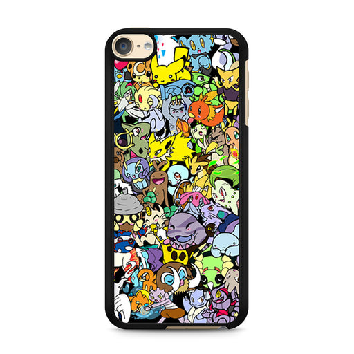 Adorable Pokemon Character iPod Touch 6 case