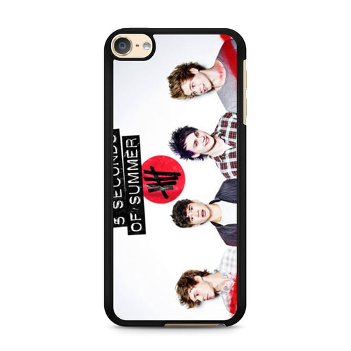 5 Seconds of Summer 5SOS Band iPod Touch 6 case