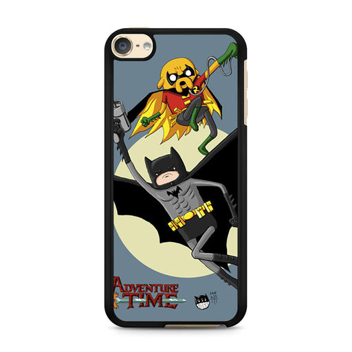 Adventure Time Batman & Robin iPod Touch 6 case