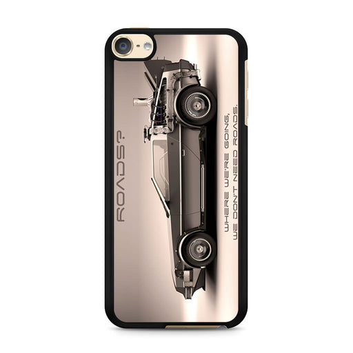 DeLorean DMC-12 iPod Touch 6 case