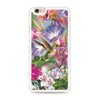 Flowers and Hummingbird Stained Glass iPhone 6 | 6s case
