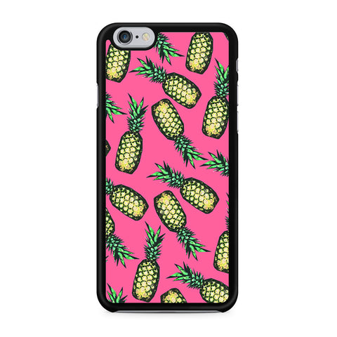 Pineapple Pattern iPhone 6 6s case