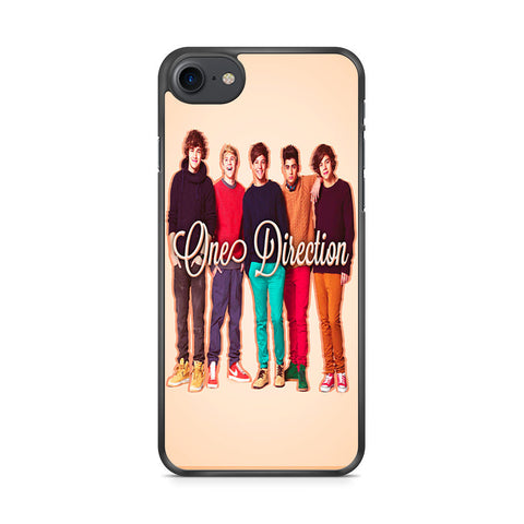 1D One Direction Personnel iPhone 7 case
