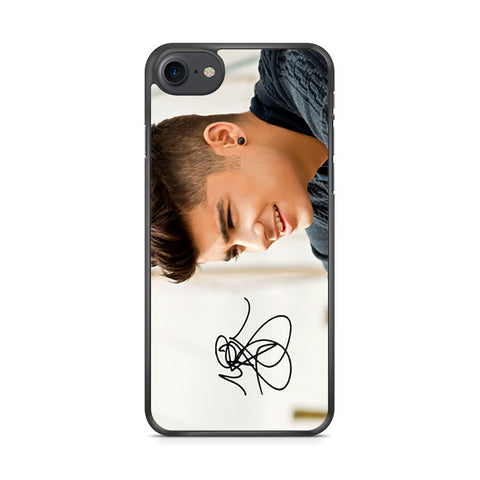 1D Zayn Malik Signature iPhone 7 case