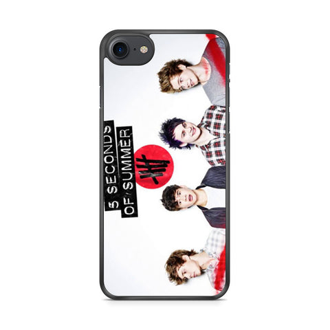 5 Seconds of Summer 5SOS Band iPhone 7 case