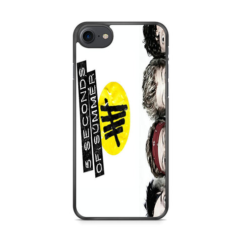 5 Seconds of Summer 5SOS Funny Eyes iPhone 7 case