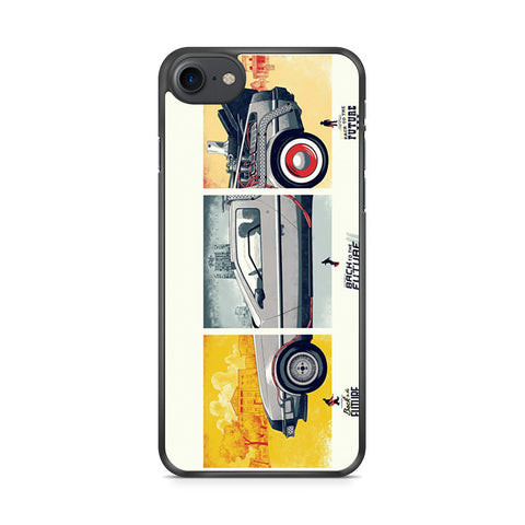 Back To The Future DeLorean DMC 12 iPhone 7 case