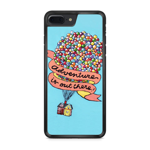 Adventure Is Out There Pixar Disney iPhone 7 Plus case