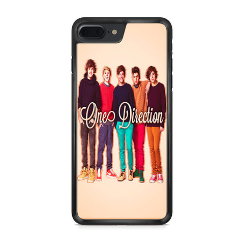 1D One Direction Personnel iPhone 7 Plus case