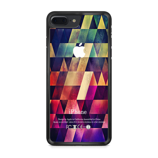 Abstract Apple Geometric iPhone 7 Plus case