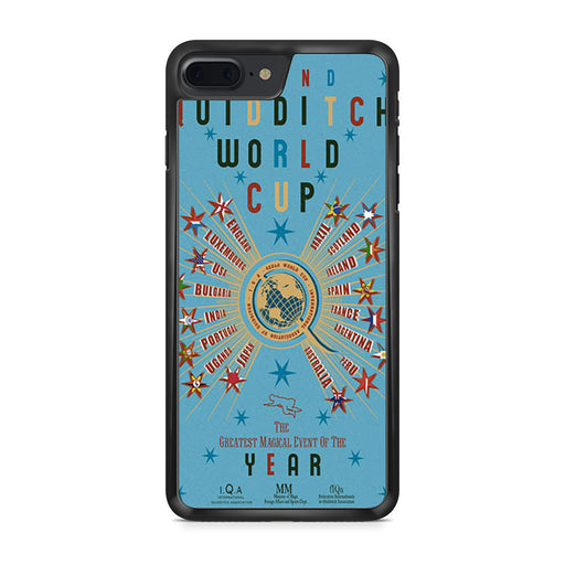 422nd Quidditch World Cup Poster iPhone 7 Plus case