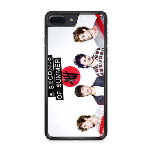 5 Seconds of Summer 5SOS Band iPhone 7 Plus case