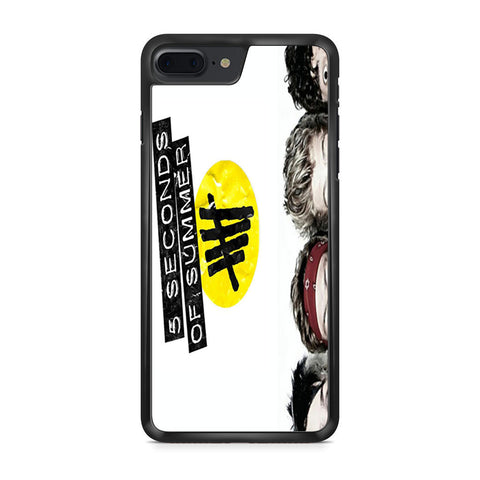 5 Seconds of Summer 5SOS Funny Eyes iPhone 7 Plus case