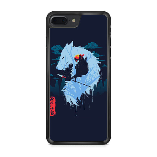 Hime Princess Mononoke iPhone 7 Plus case