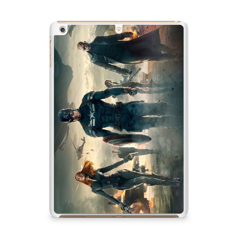Captain America The Winter Soldier iPad Air case