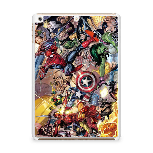 Breathtaking Comic Books Hero iPad Air case