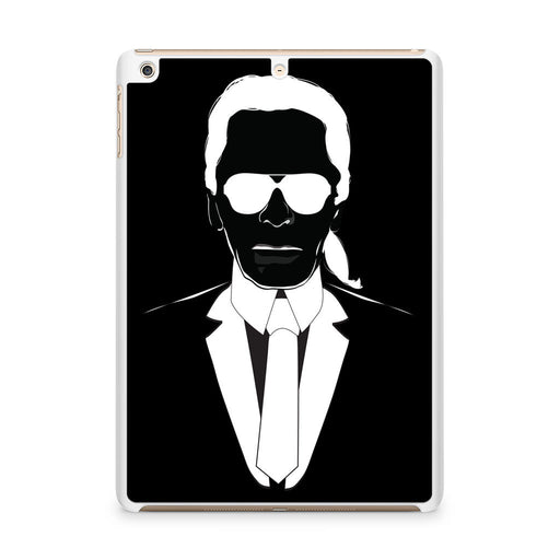 Black White Karl Lagerfeld iPad Air case