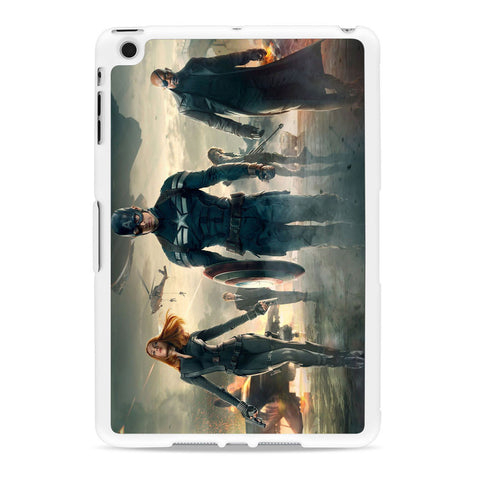 Captain America The Winter Soldier iPad Mini case