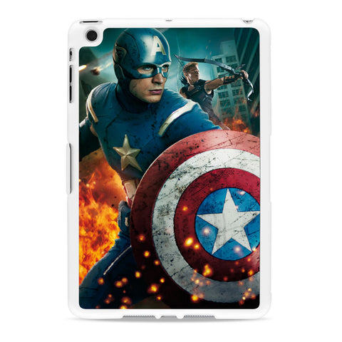 Captain America Avengers iPad Mini case
