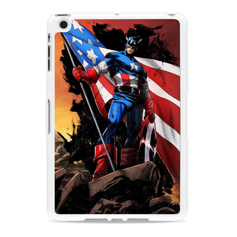 Captain America Civil War iPad Mini case