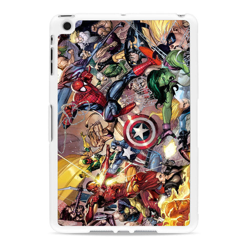 Breathtaking Comic Books Hero iPad Mini case