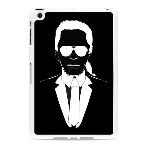 Black White Karl Lagerfeld iPad Mini case