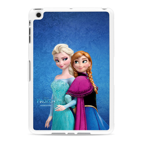 Elsa and Anna Frozen iPad Mini case