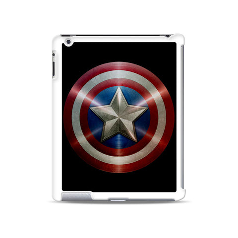 Captain America Shield iPad case