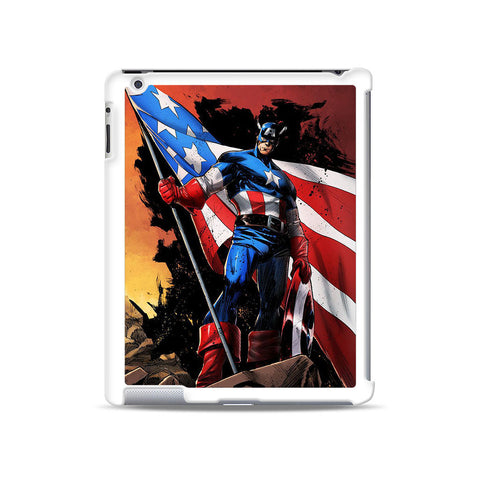 Captain America Civil War iPad case
