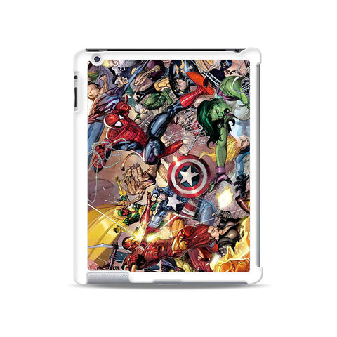 Breathtaking Comic Books Hero iPad case