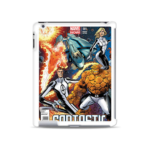 Fantastic Four Future Foundation iPad case