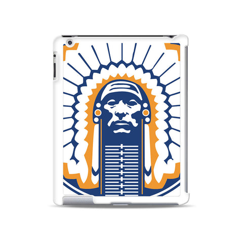 Chief Illiniwek iPad case