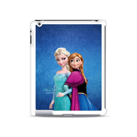 Elsa and Anna Frozen iPad case