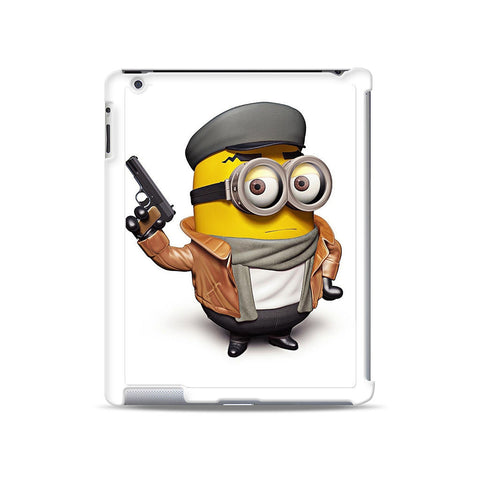 Detective Minion iPad case