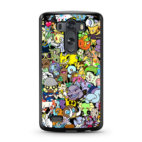 Adorable Pokemon Character LG G3 case