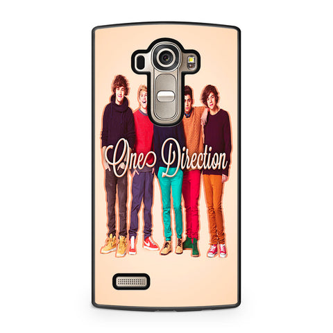1D One Direction Personnel LG G4 case