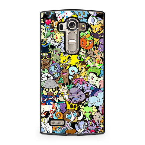 Adorable Pokemon Character LG G4 case