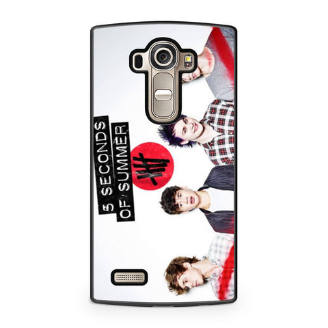 5 Seconds of Summer 5SOS Band LG G4 case