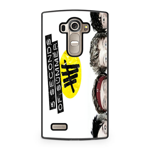 5 Seconds of Summer 5SOS Funny Eyes LG G4 case
