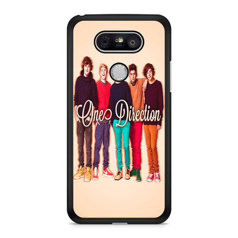 1D One Direction Personnel LG G5 case
