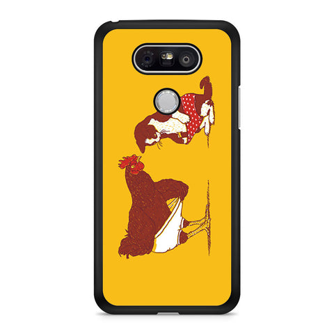 Chicken and Cat LG G5 case