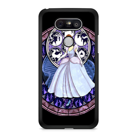 Cinderella Stained Glass LG G5 case