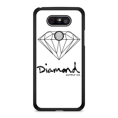 Diamond Supply Co Black LG G5 case
