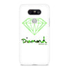 Diamond Supply Co Green LG G5 case