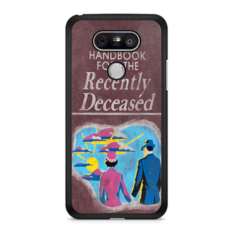 Handbook for the Recently Deceased LG G5 case