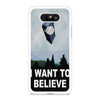I Want to Believe Tardis Box LG G5 case